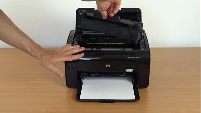 چاپگر کارکرده 1102