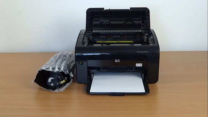 کارتریج پرینتر HP P1102 کارکرده